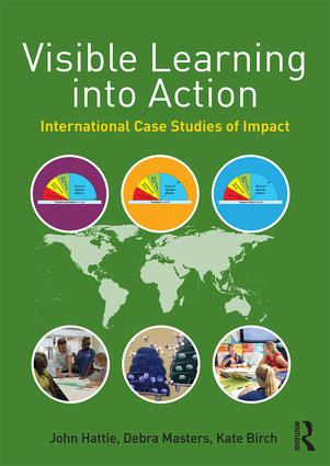 Visible Learning Into Action Image - Link to the books website